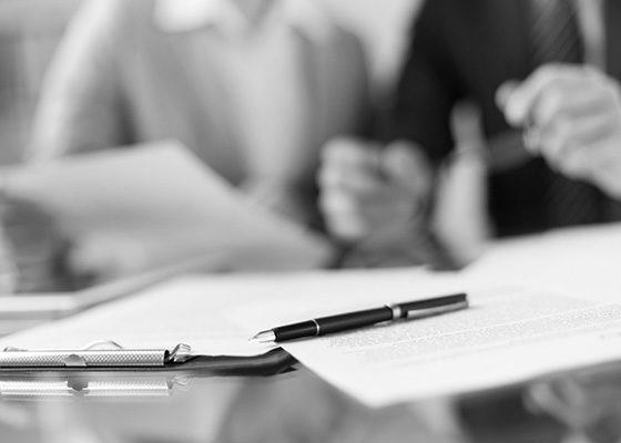 Составление проекта договора, согласование условий с контрагентами