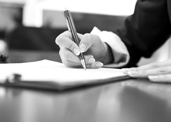 Контроль над исполнением контрактов и соглашений